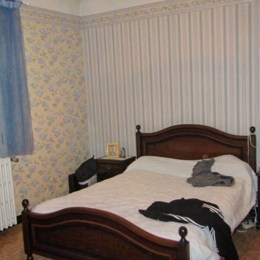Déco intérieur - Chambre 1 - Avant