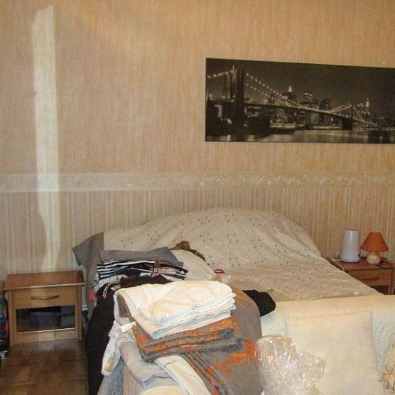 Déco intérieur - Chambre 2 - Avant